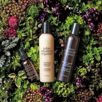 An Interview with John Masters of John Masters Organics
