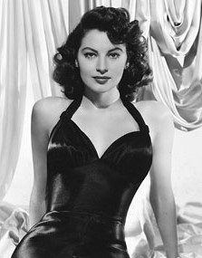 ava gardner Top 10 Most Gorgeous Celebrity Lips in Hollywood