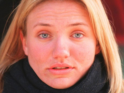 cameron diaz without makeup Do You Really Want to have Beautiful Celebrity Skin?