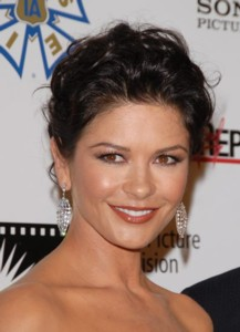 10. Catherine Zeta Jones