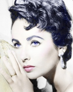 elizabeth taylor Top 10 Most Gorgeous Celebrity Lips in Hollywood