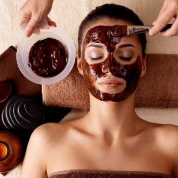 Chocolate Skin Care Mask - Deliciously Tempting