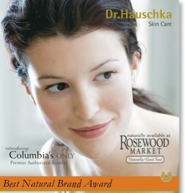 dr hauschka wins best natural brand award 2010 Dr Hauschka Wins Best Natural Brand Award 2010
