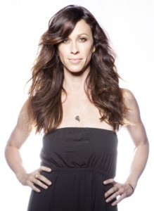 Green Celebrity of the Month - Alanis Morissette