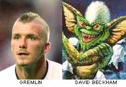 fussball beckham Why Soccer Stars are Destined to Become Hollywood Celebrities?