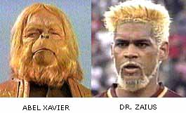 fussball xavier2 Why Soccer Stars are Destined to Become Hollywood Celebrities?