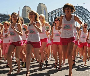 mothers day fun run 2011 Mothers Day Fun Run 2011