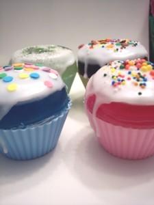 10. Cupcake Soap