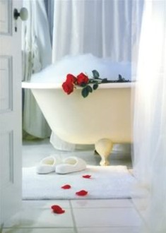 share an intimate bath with your lover this valentines day Share an Intimate Bath with Your Lover This Valentines Day