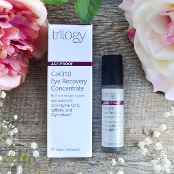 trilogy age proof coq10 eye recovery concentrate TRILOGY AGE PROOF CoQ10 EYE RECOVERY CONCENTRATE