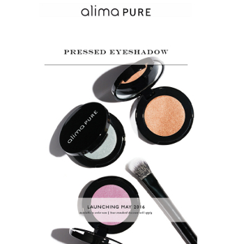 Alima Pure Pressed Eyeshadows