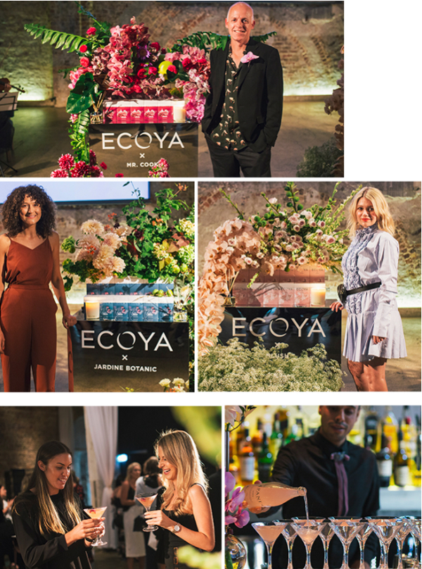 Ecoya Bouquet Party