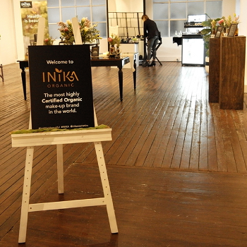 Inika Makeup Event