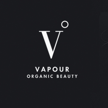 New Glass Packaging from Vapour Cosmetics