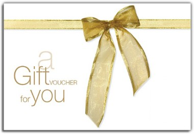Natural Organic Beauty Gift Certificate