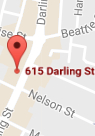 Rozelle Darling Street Location