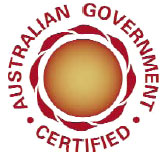Australian Government Certified