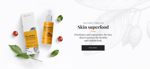 Alkemie Superfruit Oil Infusion Elixir