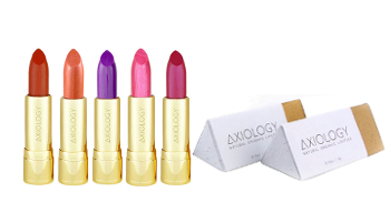 about Axiology Makeup