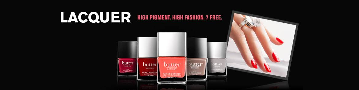 about butter london nail polish patent shine
