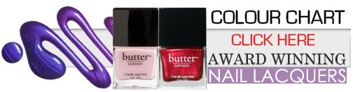 butter london colour chart