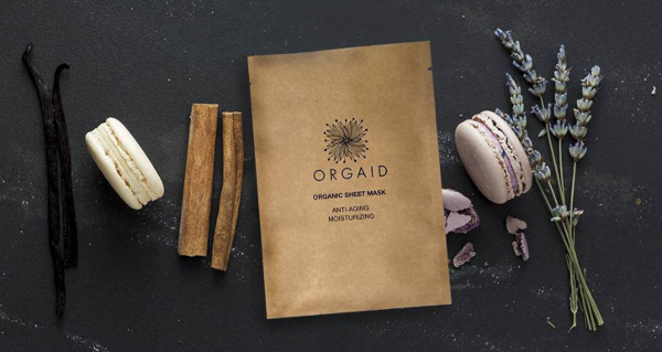 about orgaid sheet mask