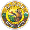 Badger Sore Joint Rub