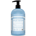 Dr Bronner Shikakai Body Soap - Unscented Baby
