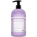 Dr Bronner Organic Shikakai Body Soap - Lavender