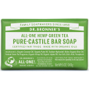 Dr Bronner Soap Bars - Green Tea