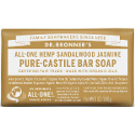 Dr Bronner Soap Bars - Sandalwood Jasmine