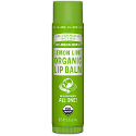 Dr Bronner Lip Balm - Lemon Lime