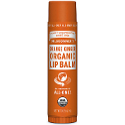 Dr Bronner Lip Balm - Orange Ginger