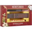 Burts Bees Naturally Lovely - Suede Edition Set