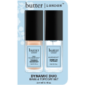 Butter London Dynamic Duo Travel Base & Top Coat Set
