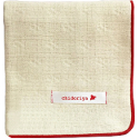 Chidoriya 3 layers Organic Cotton + Silk Facial Cloth