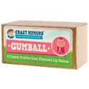 Crazy Rumors Bubble Gum Candy Lip Balm Gift Set
