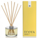 Ecoya Ten Reed Diffuser - Lemongrass & Ginger