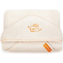 Erbaviva Organic Cotton Baby Hooded Towel
