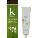 K Pour Karite Hair Color - 02 Black
