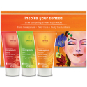 Weleda Inspire your senses - Limited edition Body Wash Gift Pack