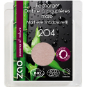 Zao Eyeshadow REFILL - 204 Golden Old Pink