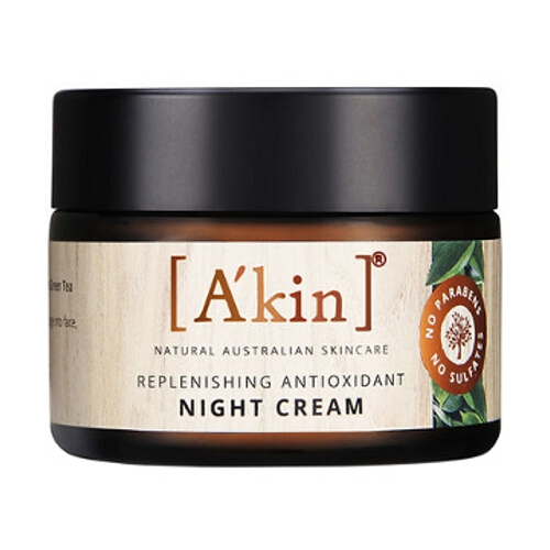 Akin Replenishing Antioxidant Night Cream