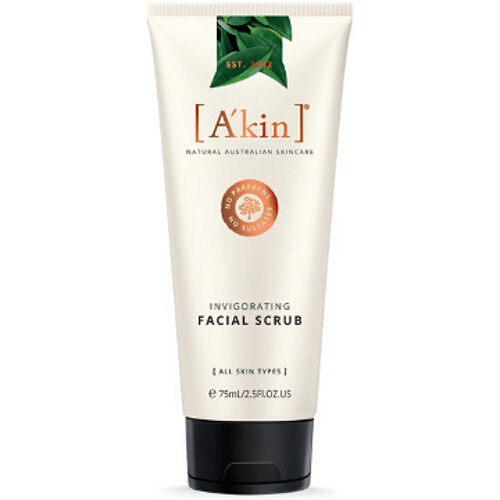 Akin Jojo & Corn, Gentle Exfoliating Facial Scrub