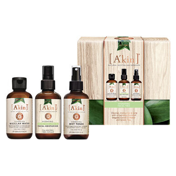 Akin Hydrating Trio Gift Set