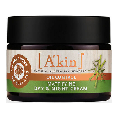 Akin Mattifying Day and Night Cream