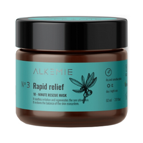 Alkemie 10 Minute Rescue Mask