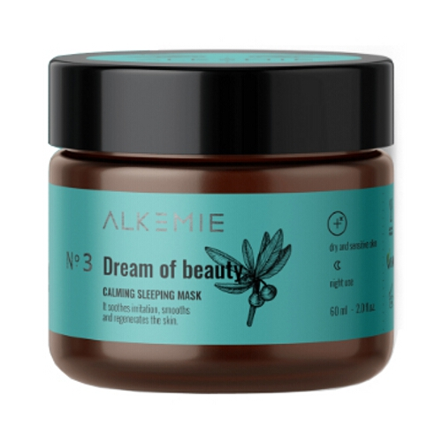 Alkemie Calming Sleeping Mask