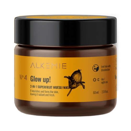 Alkemie 2 in 1 Superfruit Muesli Mask
