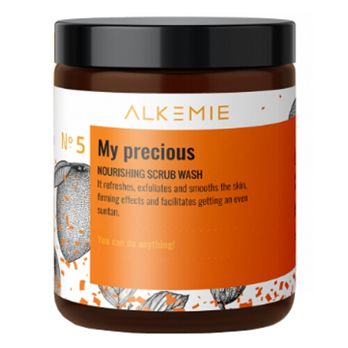 Alkemie Nourishing Scrub Wash